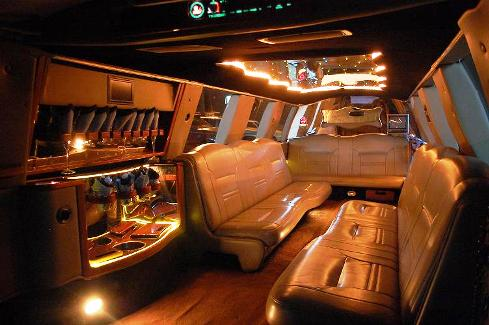 1 Exc limo inside 1