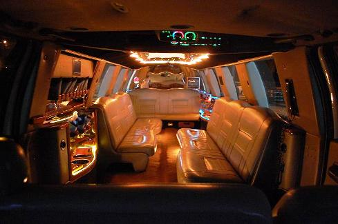 1 exc limo inside 2