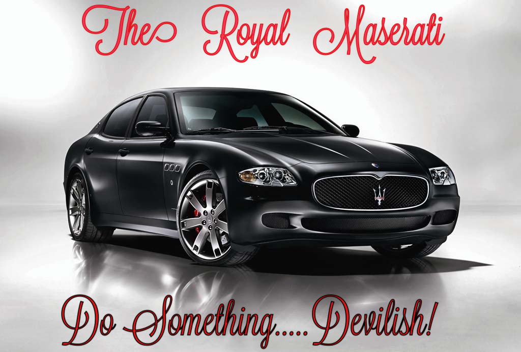 Maserati - Royal Limousine