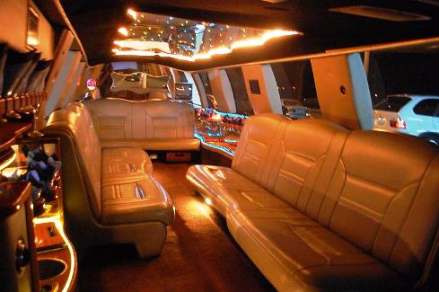 1 Exc limo inside 3