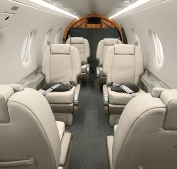 Private Jet Interior 3